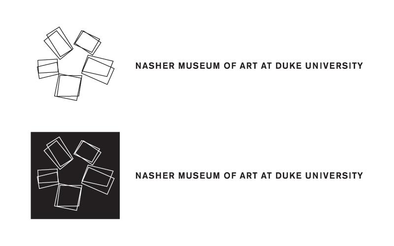 Museum Of Arts And Design Logo : Eric hwang design nasher museum of art
